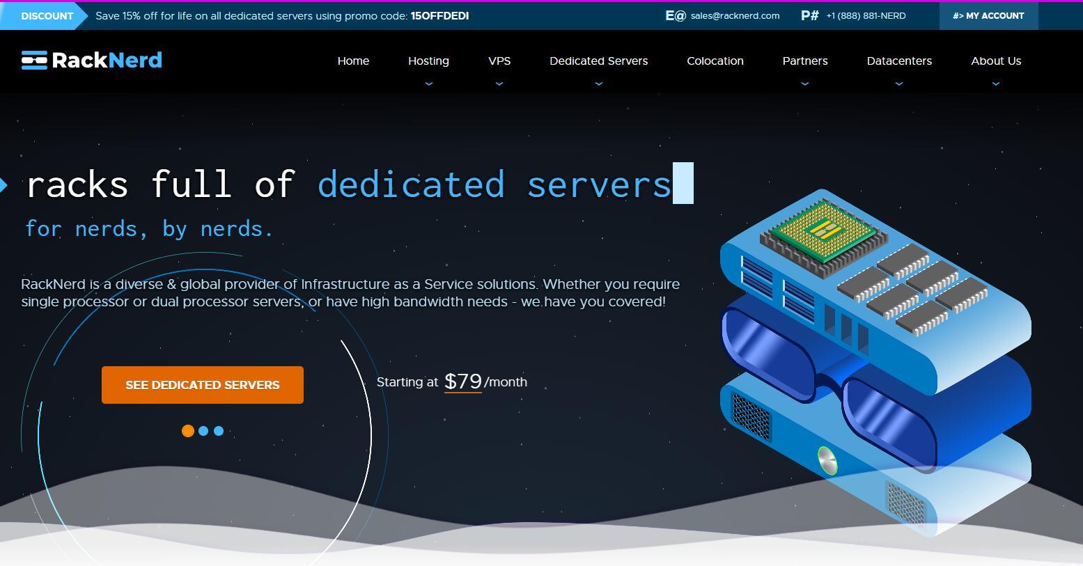欧美Windows VPS推荐 - RackNerd