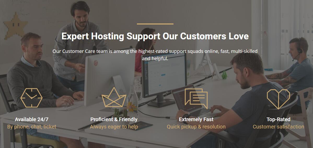 最好美国虚拟主机 SiteGround - 功能特点-WordPress、Joomla 、Magento、Drupal支持良好