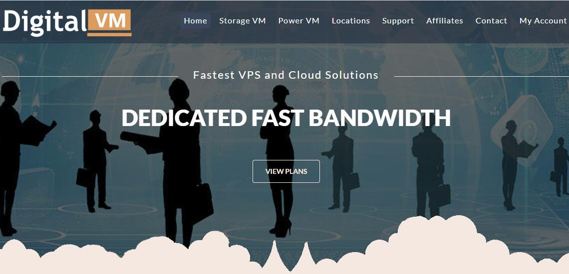 日本私人VPS digital-vm