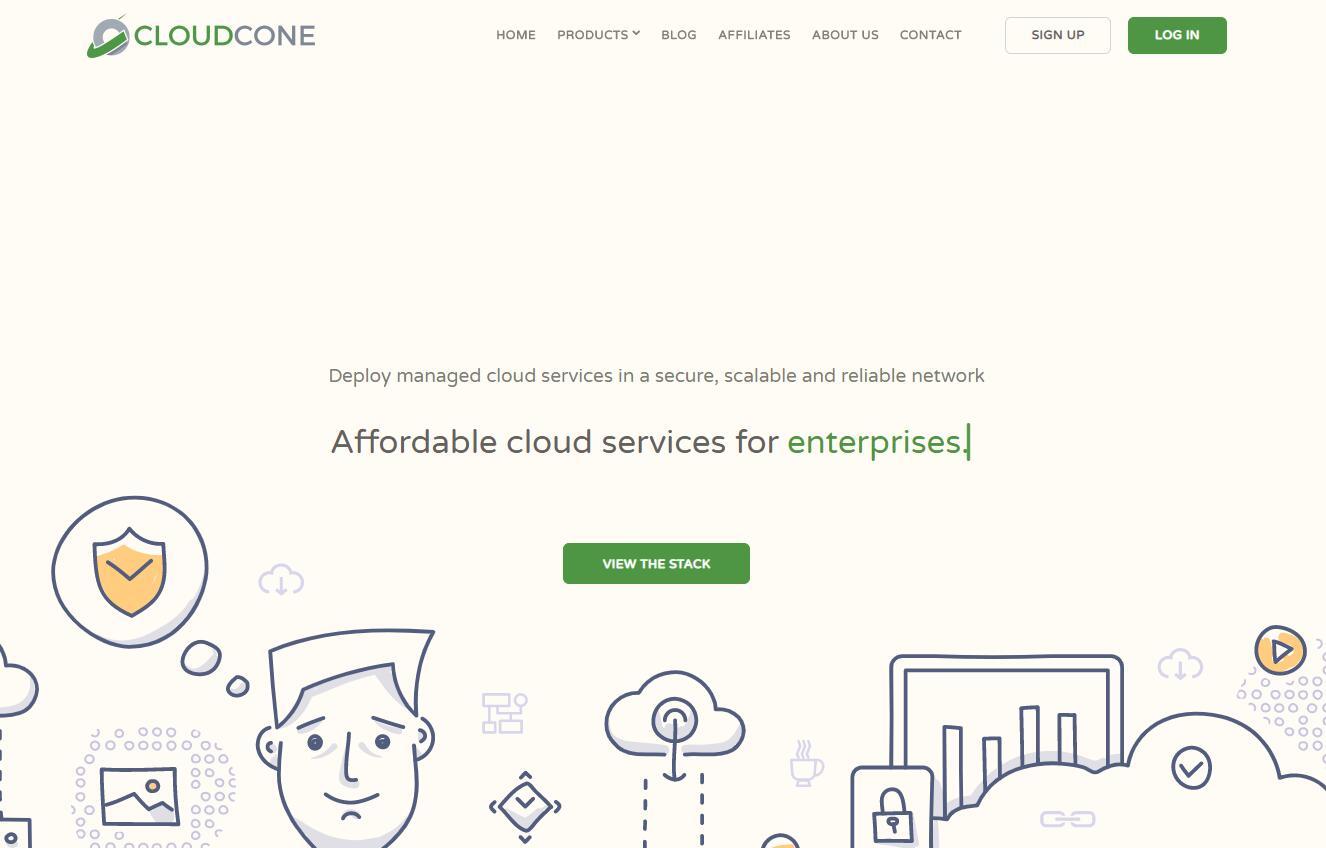 CN2美国VPS - CloudCone