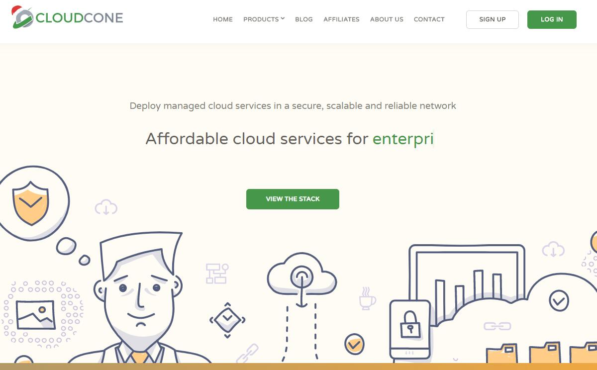 CN2 线路美国VPS - CloudCone