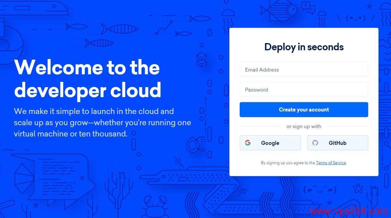 国外云服务商 DigitalOcean - 全球第4大云服务商