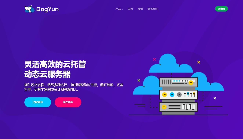欧洲CN2 GIA VPS - DogYun推荐