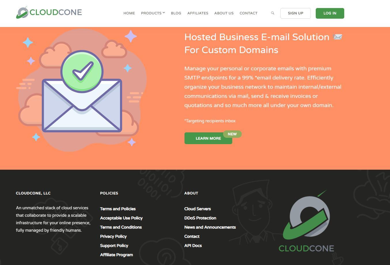 CloudCone推出CN2 GIA 美国VPS - 低至3美元/月