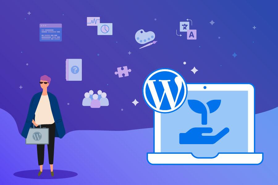 WordPress主机商选择