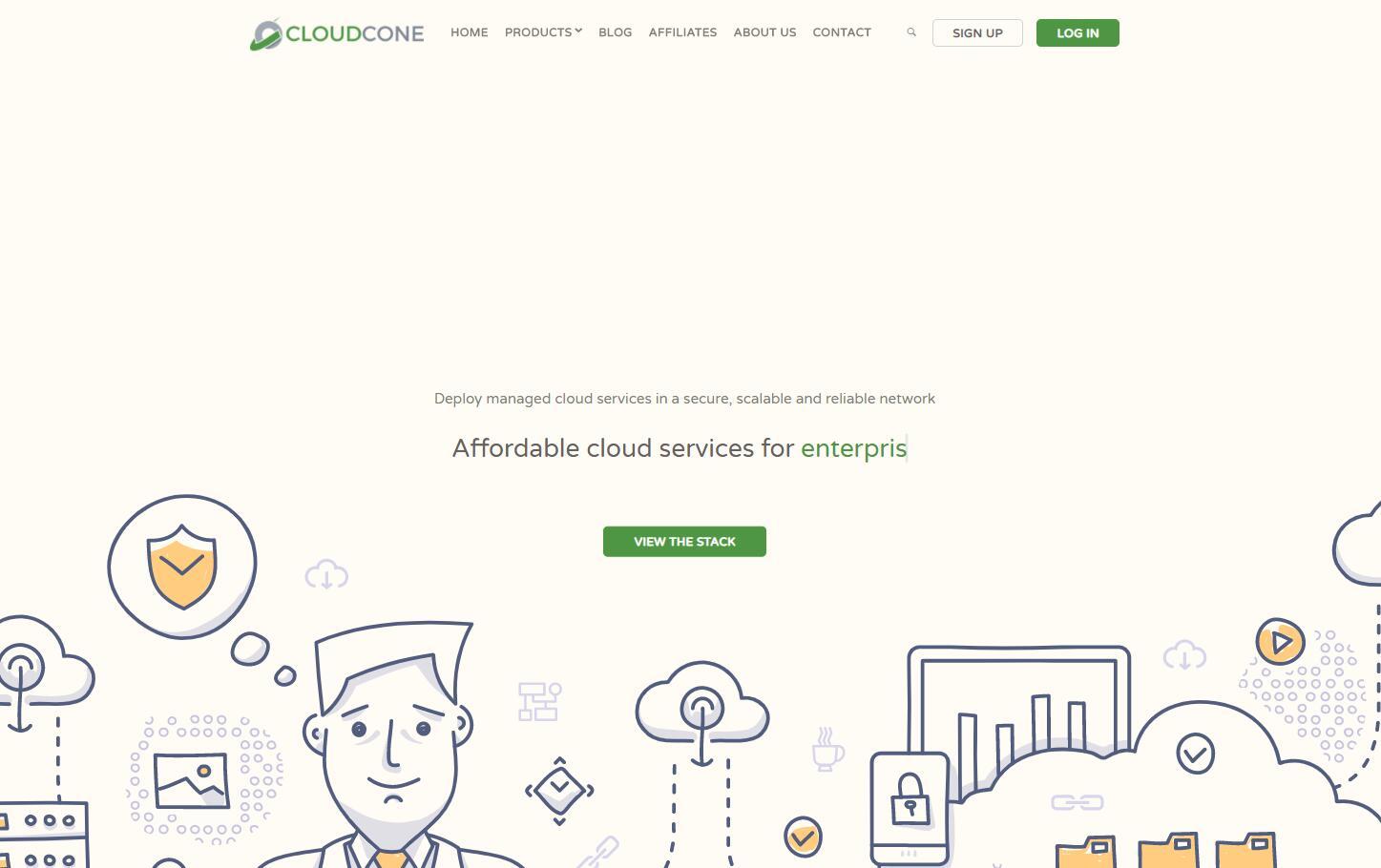 CloudCone - 免费换IP CN2 VPS推荐