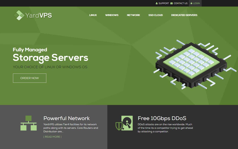 YardVPS澳大利亚VPS详细介绍
