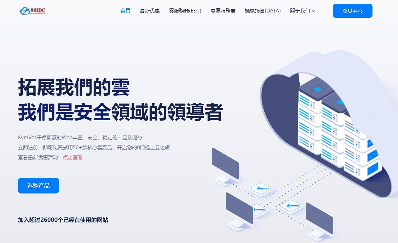 90IDC香港VPS怎么样测评介绍 - CN2线路