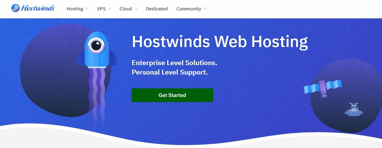 境外VPS - Hostwinds