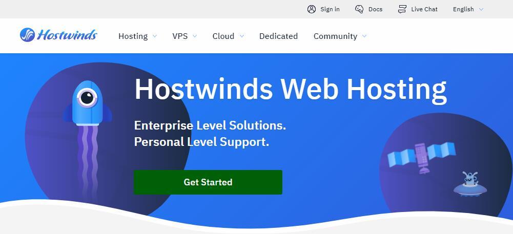 欧洲VPS - Hostwinds