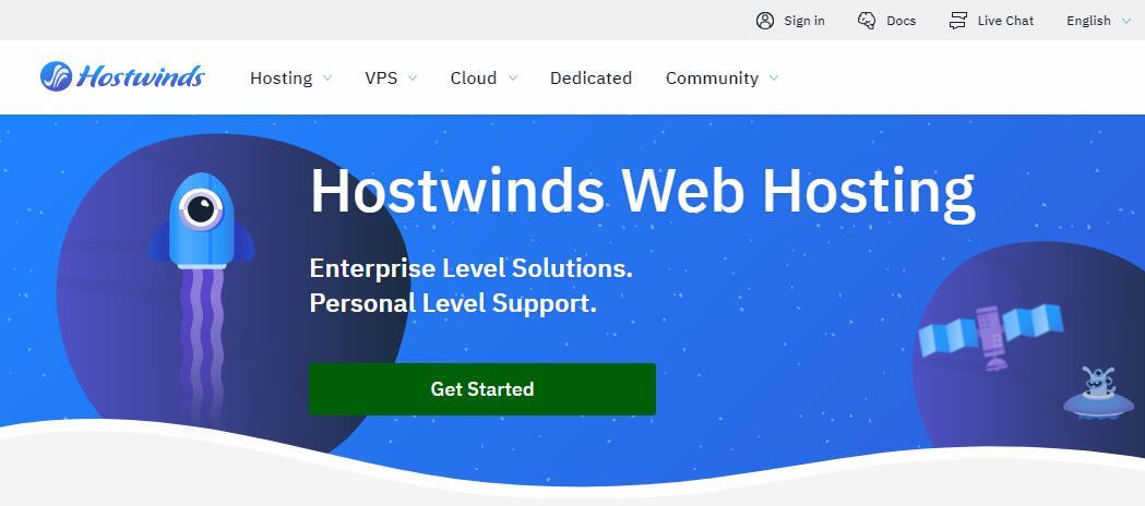 便宜主机 - Hostwinds