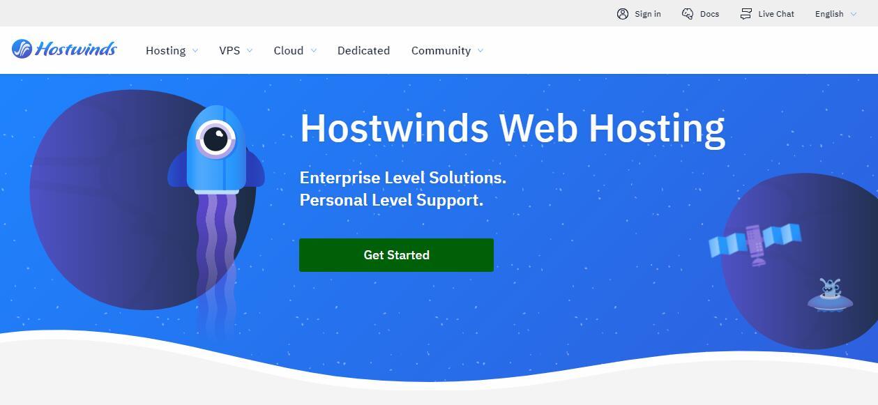 便宜云服务器 - Hostwinds