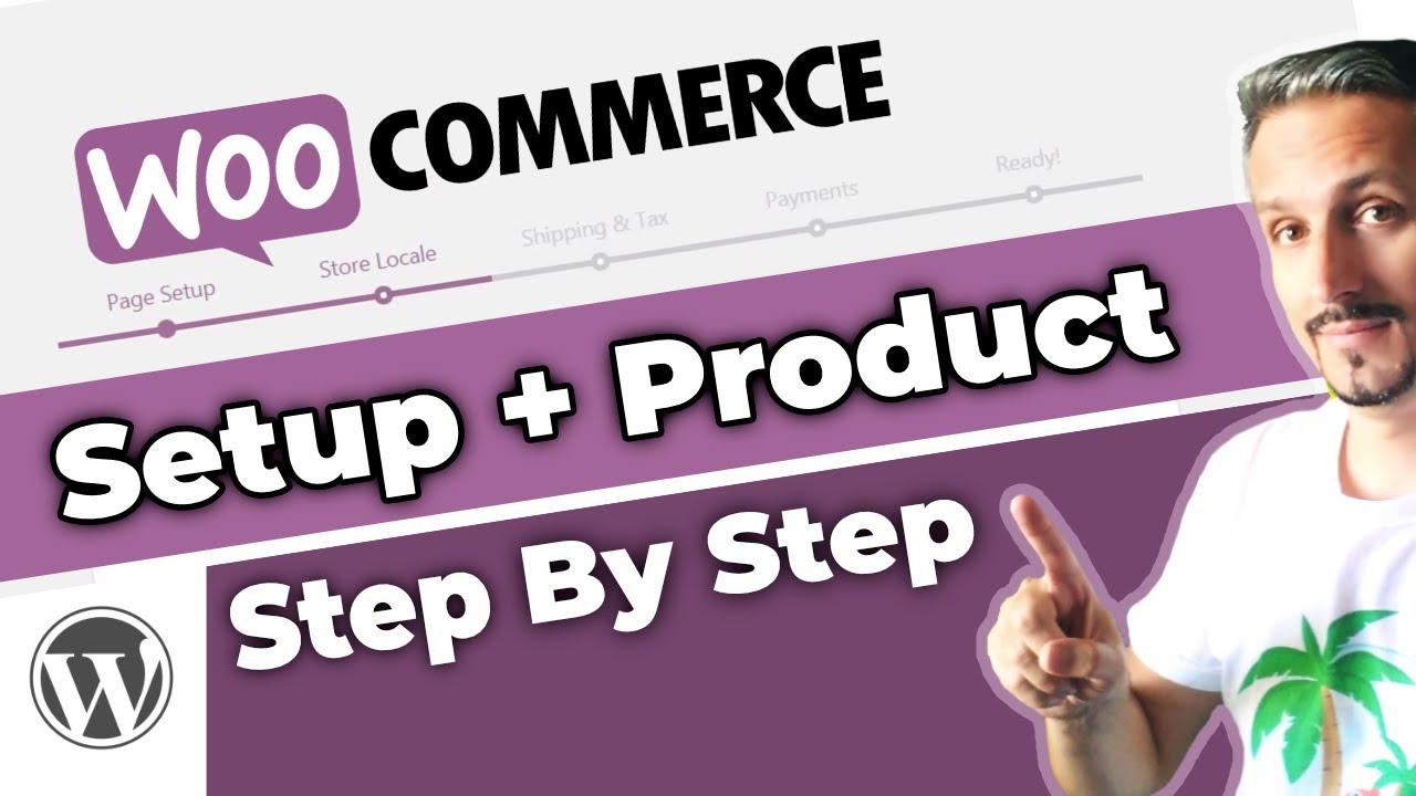 设置你的在线购物网站平台 - WordPress + WooCommerce