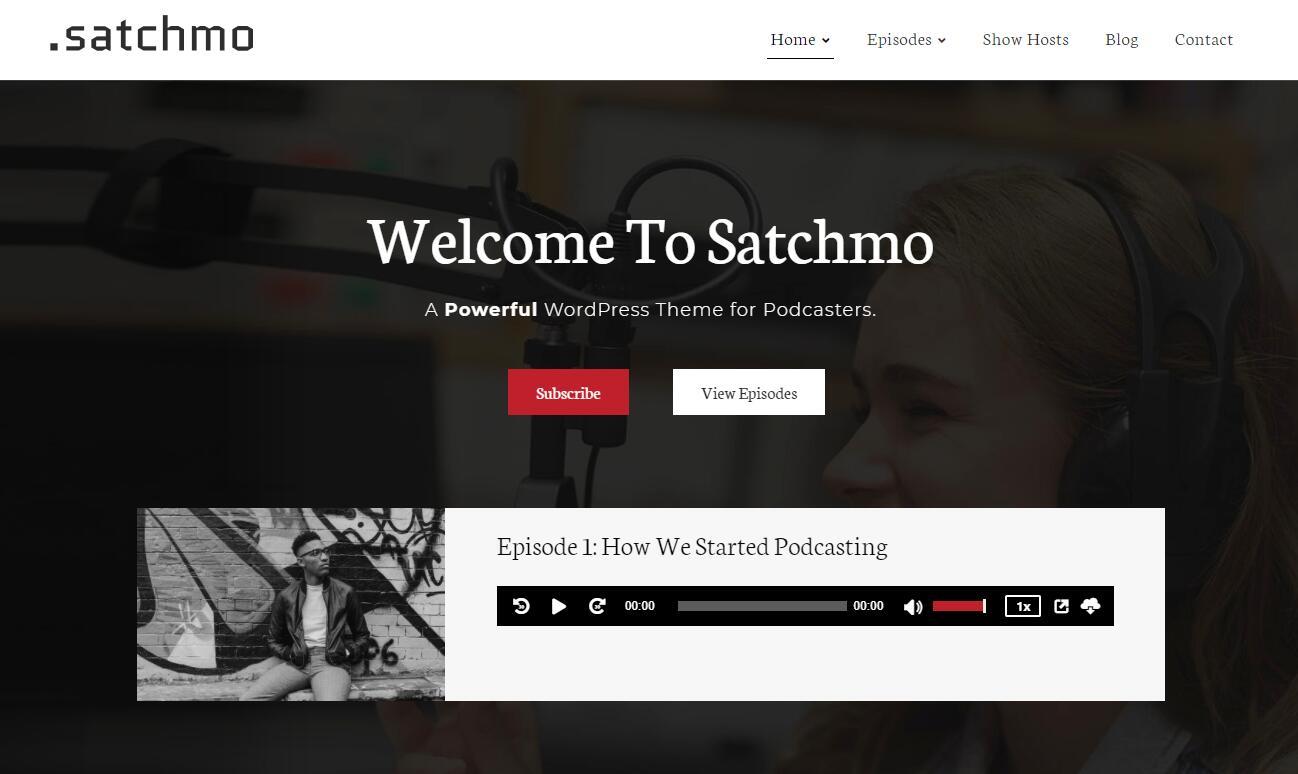 WooCommerce主题推荐 - Satchmo