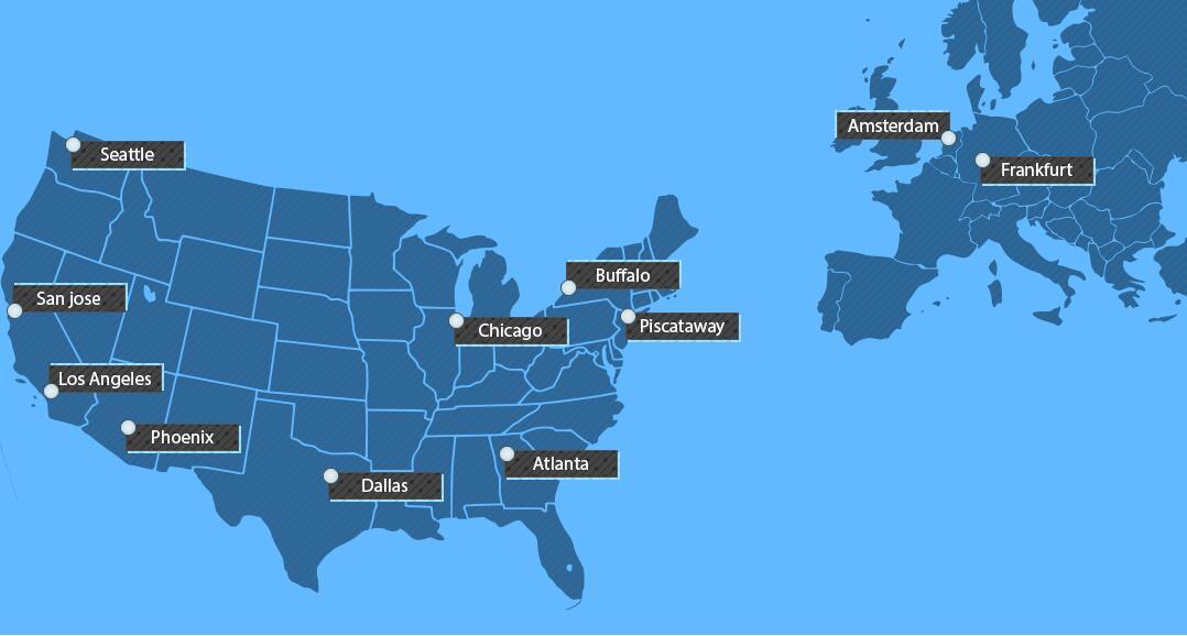 美国VPS VirMach 数据中心