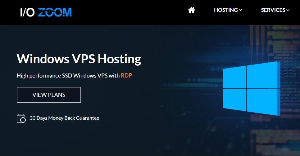 10美元便宜欧洲 Windows VPS推荐