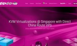 GigsGigs 新加坡VPS推荐 - 国内直连价格便宜
