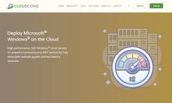 CloudCone新推荐美国Windows VPS - 高配置高性价比