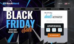 Racknerd 2020年黑五促销活动 - 低至8.89美元/年