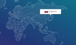 gcorelabs远东VPS详细测评 - 伯力数据中心