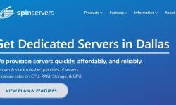 spinservers美国服务器测评 - 10Gbps带宽