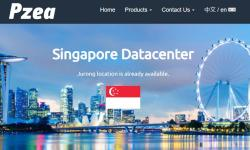 PZEA新加坡VPS怎么样测评报告